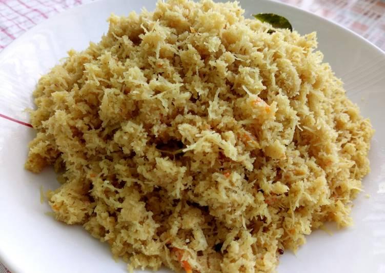 Resep mengolah Bumbu Gudangan/Urap ala saya😀 lezat
