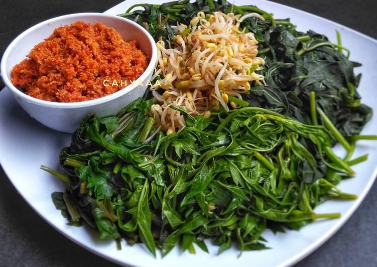 Resep: Kluban sayur yang bikin ketagihan
