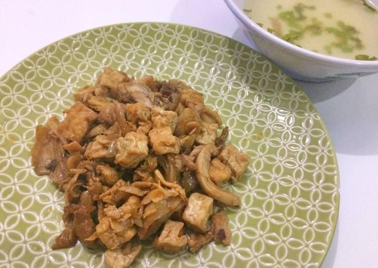 Resep: Bakmoy Ayam ala resto