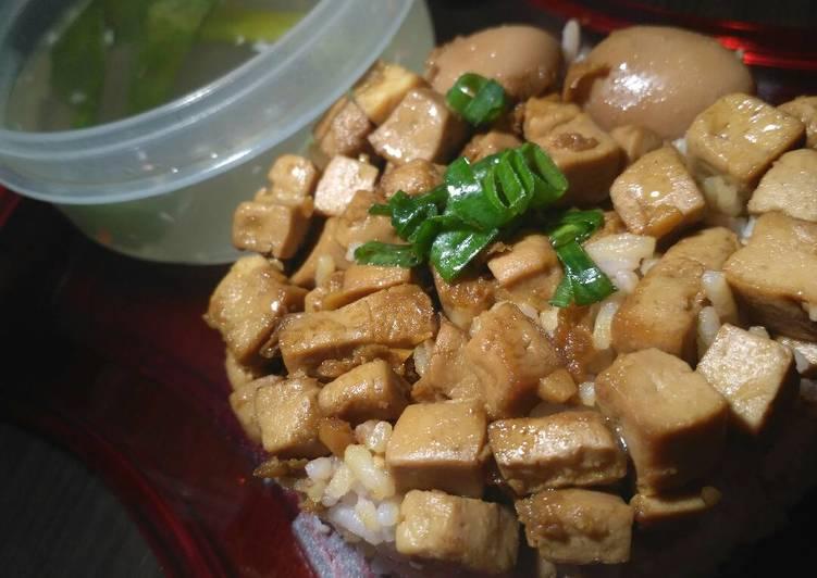 Resep: Nasi bakmoy ayam lezat