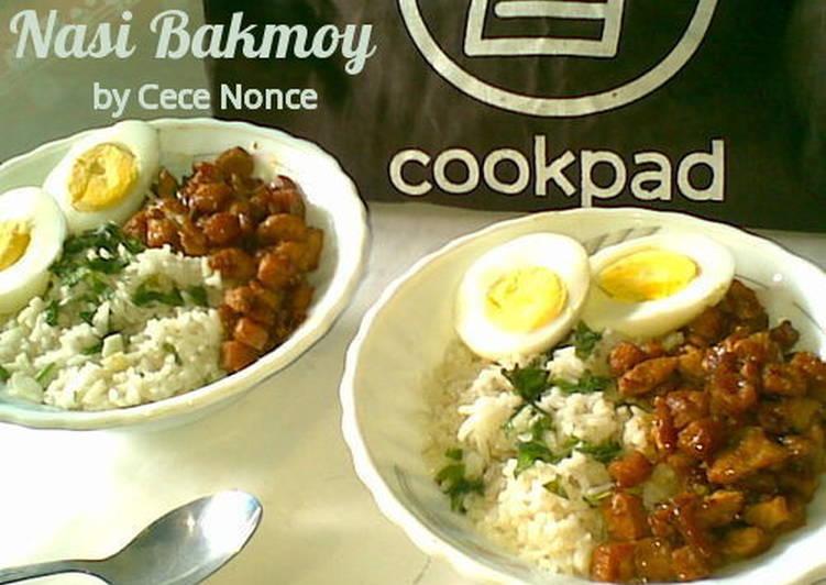 Resep: Nasi Bakmoy ala resto