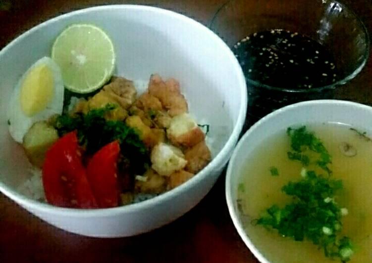 Resep: Keemoy (Bakmoy dengan daging ayam) Khas Surabaya istimewa