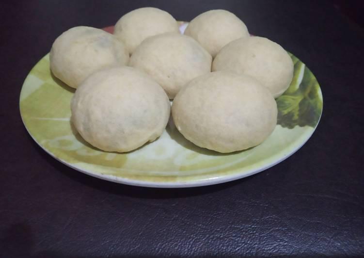 Resep: Kue pia putih