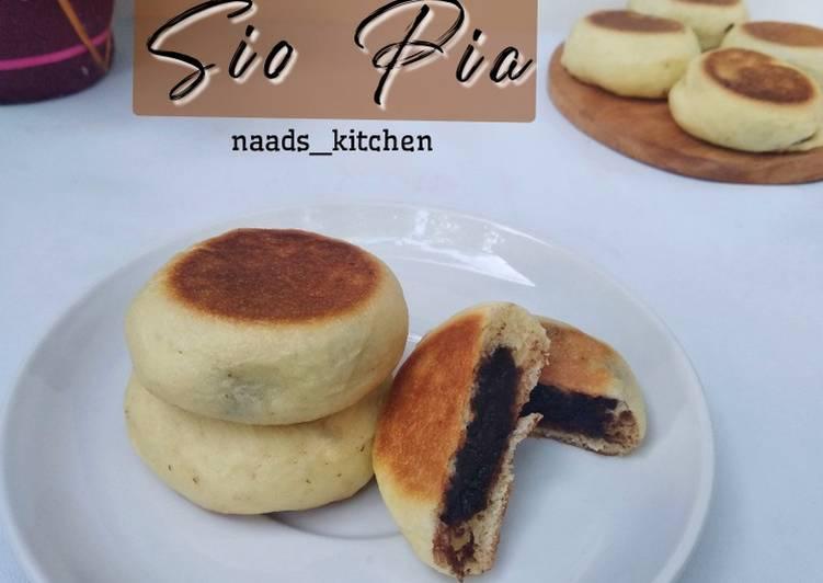 Resep: Sio Pia isi Pasta Kentang Cokelat lezat