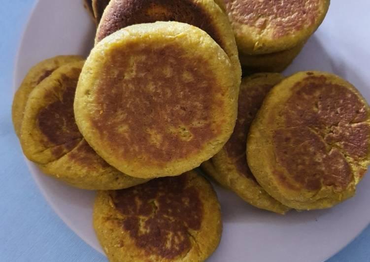 Resep: Pia labu isi keju rendah karbo (keyo, debm dan low carb) lezat