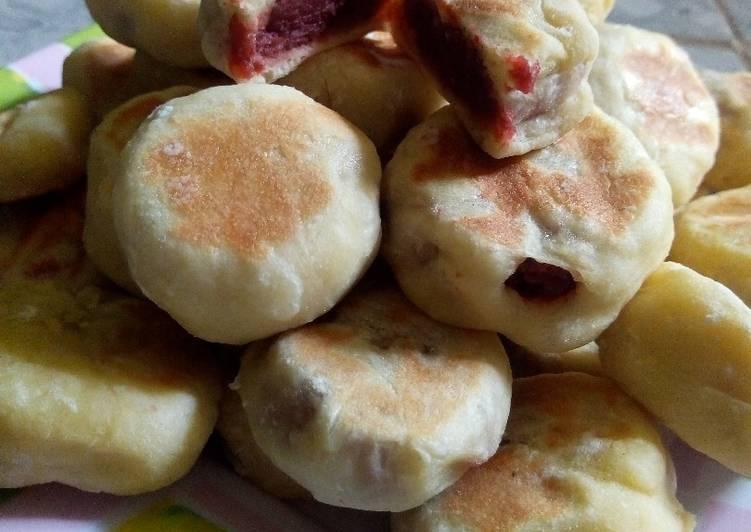 Cara memasak Bapia kacang merah yang bikin ketagihan