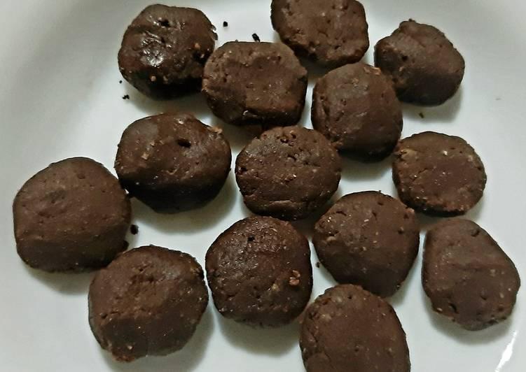 Resep memasak Isian bakpia rasa coklat istimewa