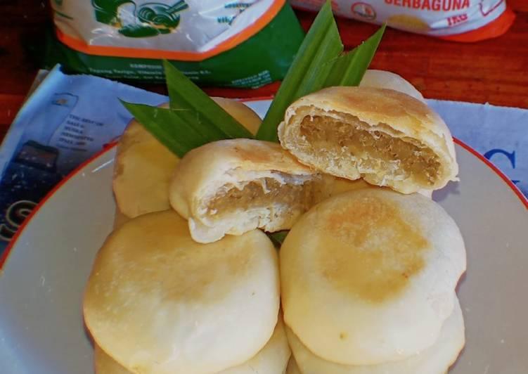 Resep: Bakpia Pathuk isi Kacang Hijau lezat