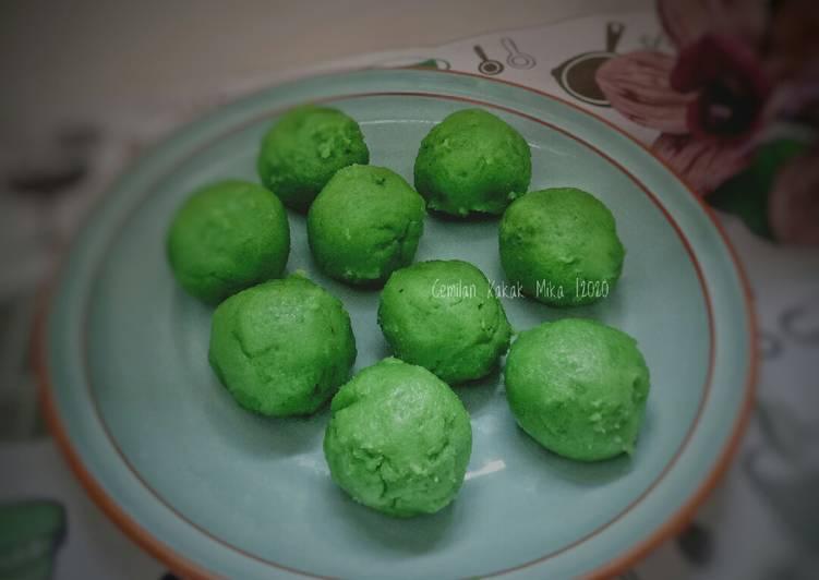 Resep membuat Kacang Hijau Isian Moon Cake / Bakpia ala resto