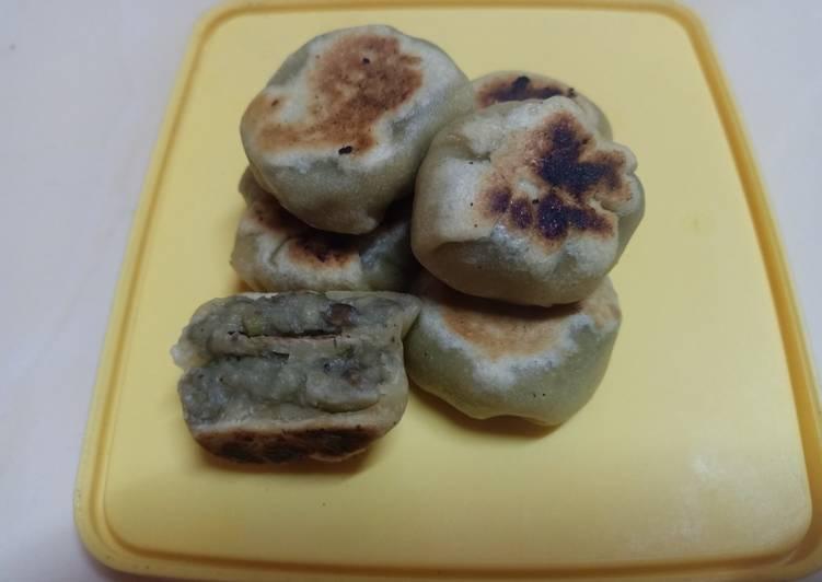 Resep memasak Bakpia teflon isi kacang hijau yang menggugah selera