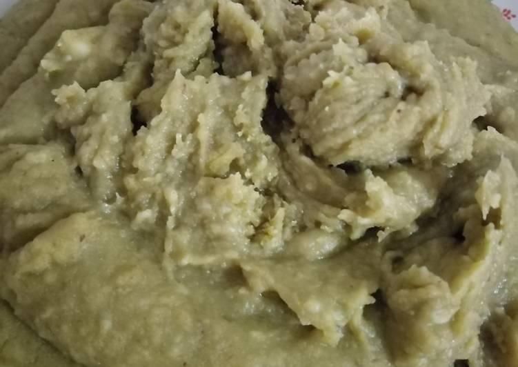 Cara membuat Isian roti / kue angku / bakpao / bakpia ala resto