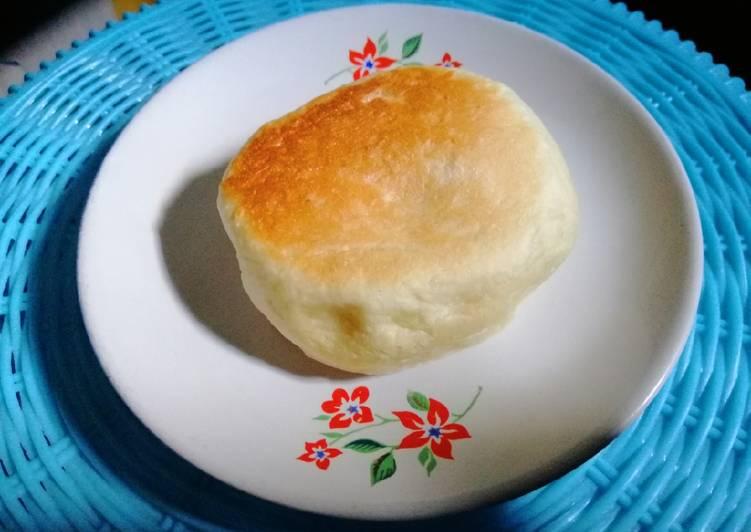 Roti panggang (bakpia ala warungan)