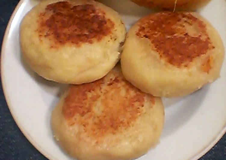 Resep: 8. Bakpia kentang isi ubi (menu diet) ala resto