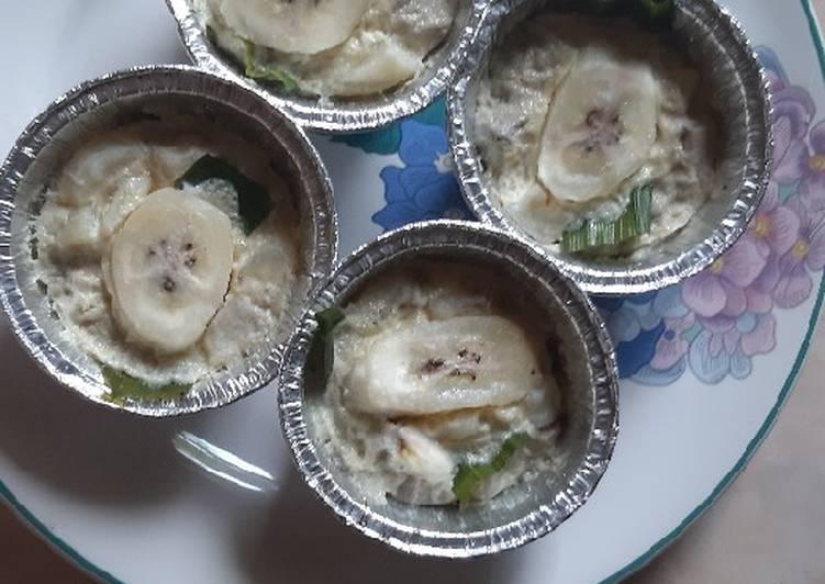 Resep mengolah Carang gesing pisang kepok yang menggugah selera