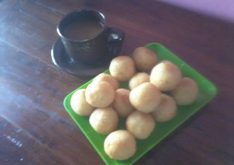 Resep: Cemplon Gula Jawa ala resto
