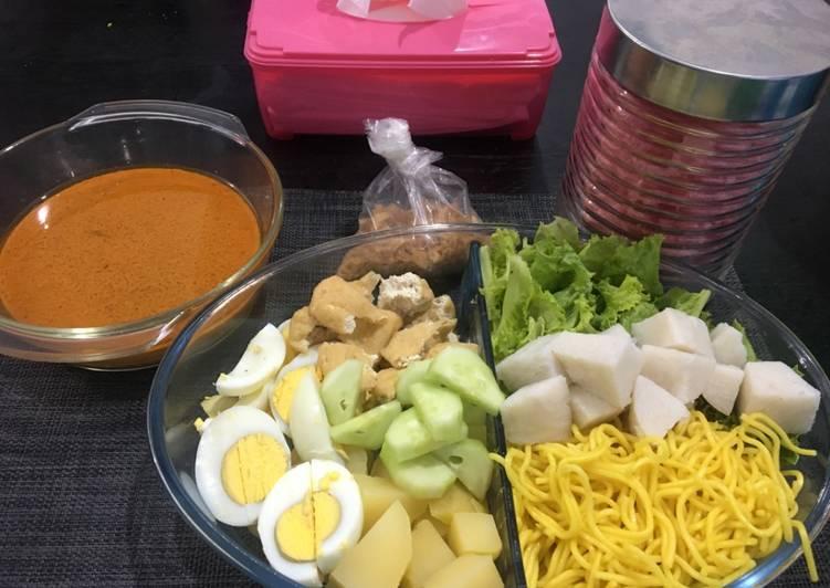 Resep memasak Gado Gado anti virus sedap
