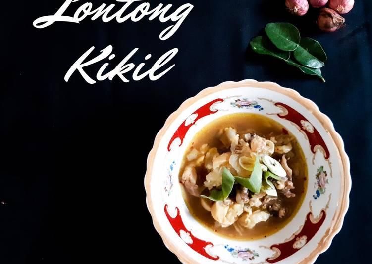 Resep: Lontong Kikil Surabaya yang menggugah selera
