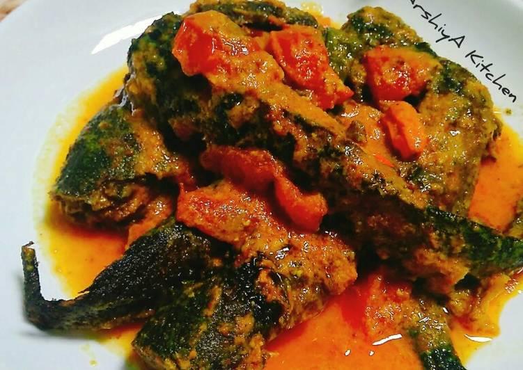 Cara memasak Mangut Lele (tanpa santan)
