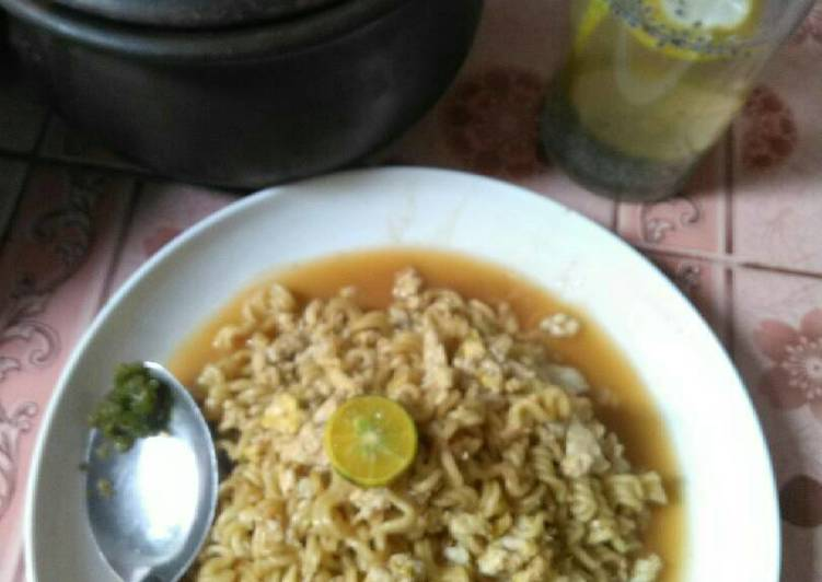 Resep memasak Mi tek tek homemade#pr_homemadestreetfood ala resto