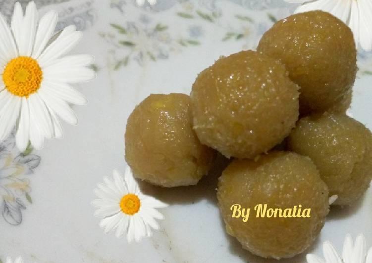 Cara Mudah mengolah Filling Durian (untuk isian onde-onde, nastar) yang bikin ketagihan