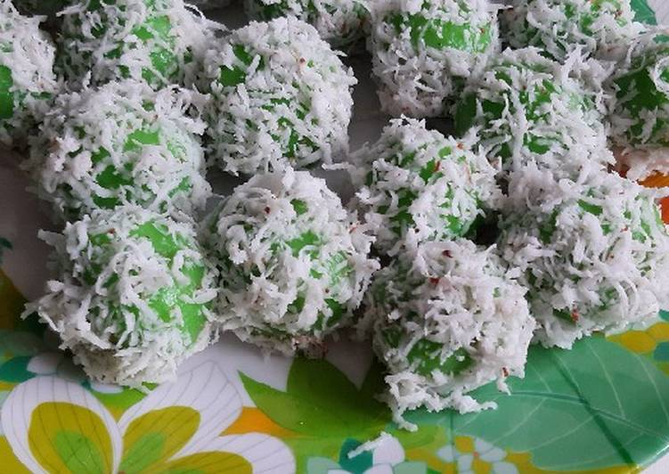 Resep: Onde-Onde Simple ❤ ala resto