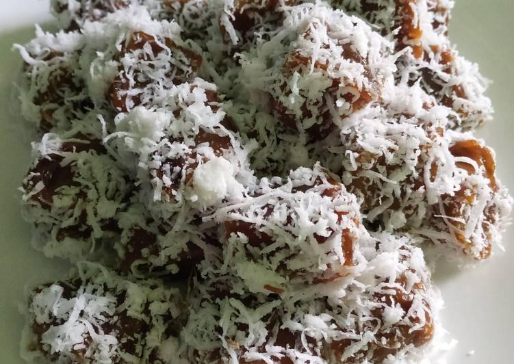 Resep mengolah Ongol-Ongol tepung sagu enak