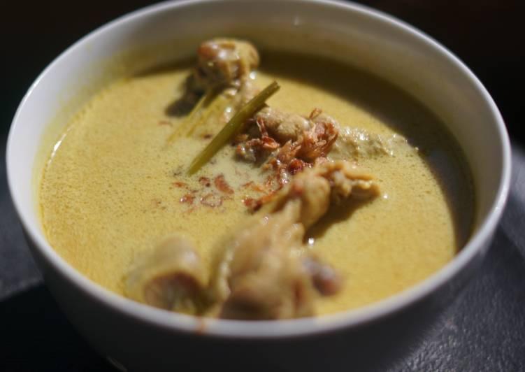 Resep memasak Opor Ayam yang bikin ketagihan