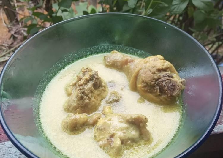 Resep: Opor Ayam ala resto