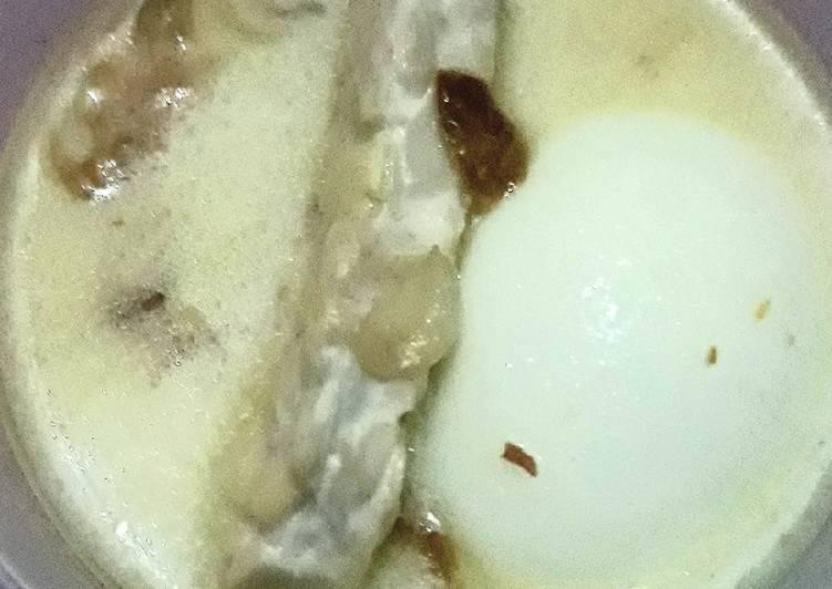 Resep: Opor telor & ayam sedap