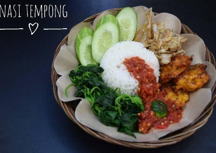 Resep: Nasi Tempong Banyuwangi #pr_semuadehadadisini yang menggugah selera