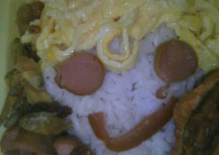 Resep memasak Nasi Kribo yang bikin ketagihan