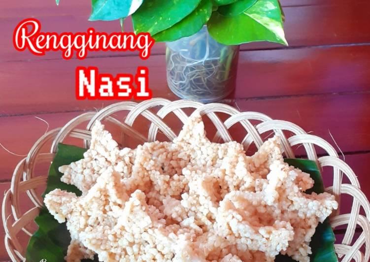 Rengginang Nasi