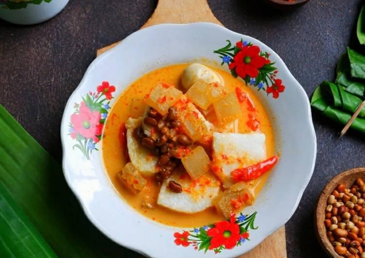 Resep: Sambal Goreng Cecek Kacang Tholo Pedas yang menggugah selera