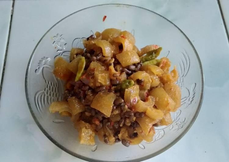 Resep: Sambal goreng cecek/kikil sedap