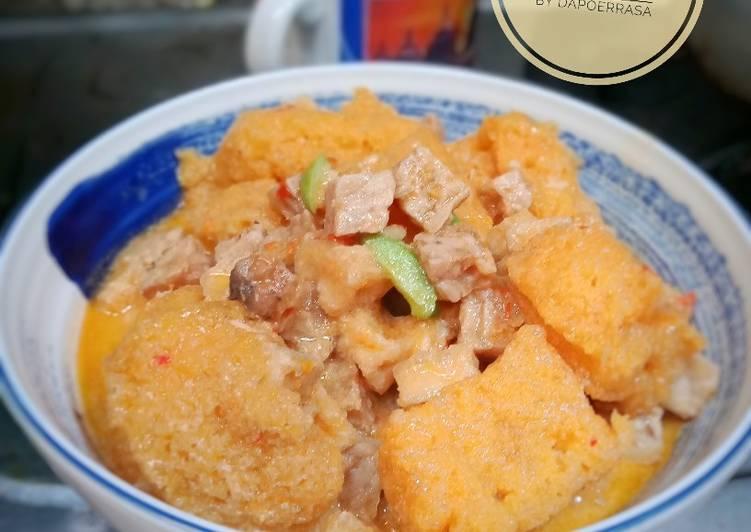 Resep mengolah Sambal goreng krecek lezat