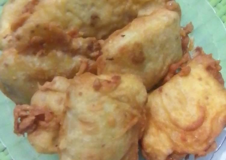 Cara Mudah memasak Tempe gembus goreng enak