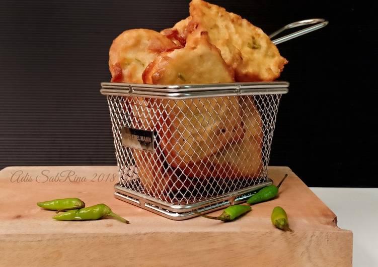 Resep: Tempe gembus goreng tepung yang menggugah selera