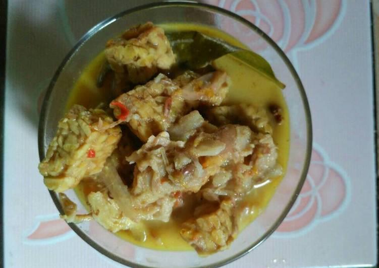 Resep: Lodeh nangka muda, tempe dan koro lezat