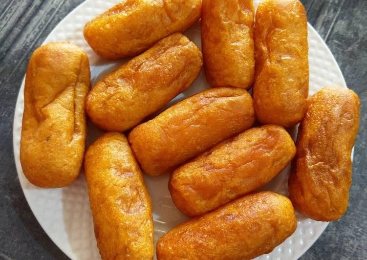 Resep: Timus ubi goreng yang menggugah selera