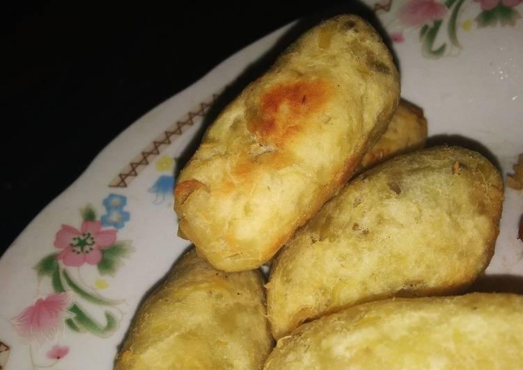 Resep: Timus ubi yang bikin ketagihan