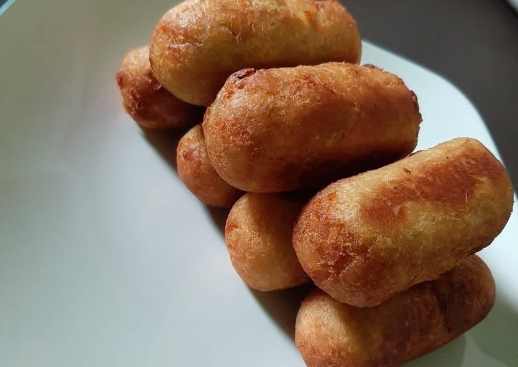 Resep: Timus ubi isi gula merah yang menggugah selera