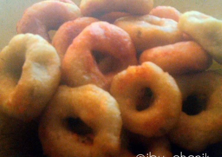 Resep: Timus ubi jalar, sugar free (snack ABK) ala resto