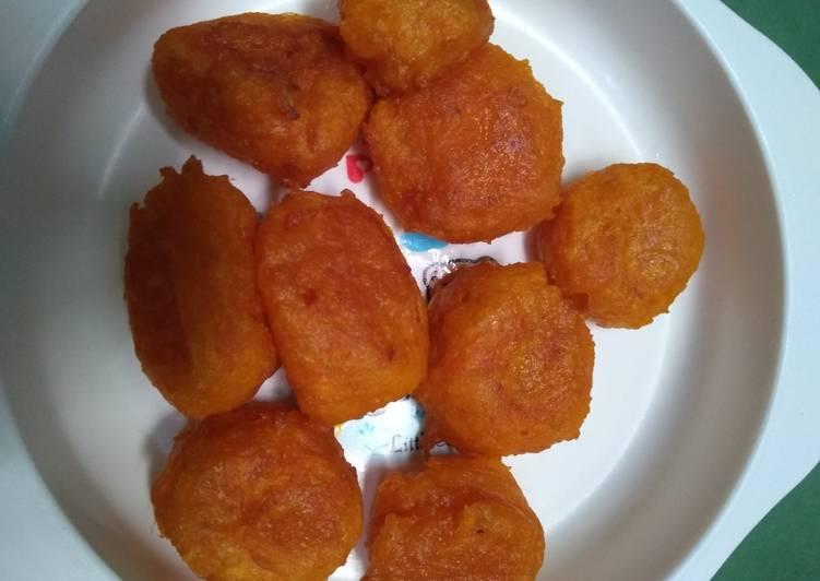 Resep: Timus enak (ubi kuning goreng) yang bikin ketagihan