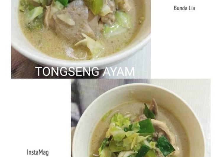 Resep membuat Tongseng Ayam ala resto