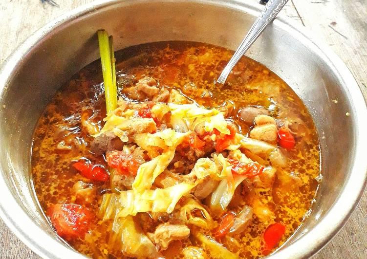 Cara Mudah memasak Tongseng Ayam yang bikin ketagihan