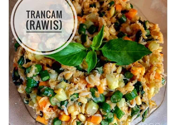 Cara mengolah Trancam Sayuran (Rawis) ala resto