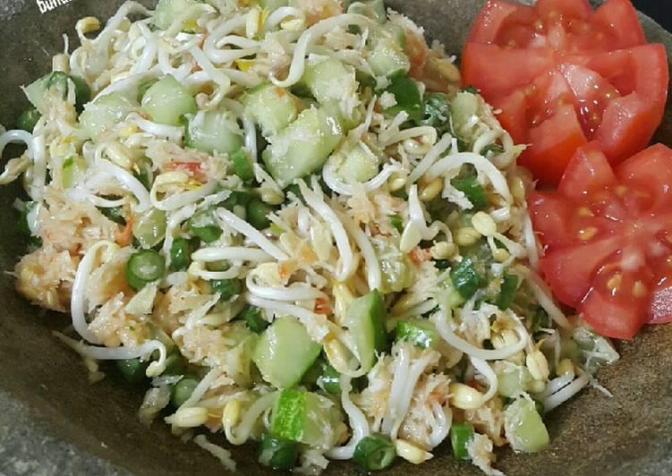 Resep: #175 Trancam / salad jawa istimewa