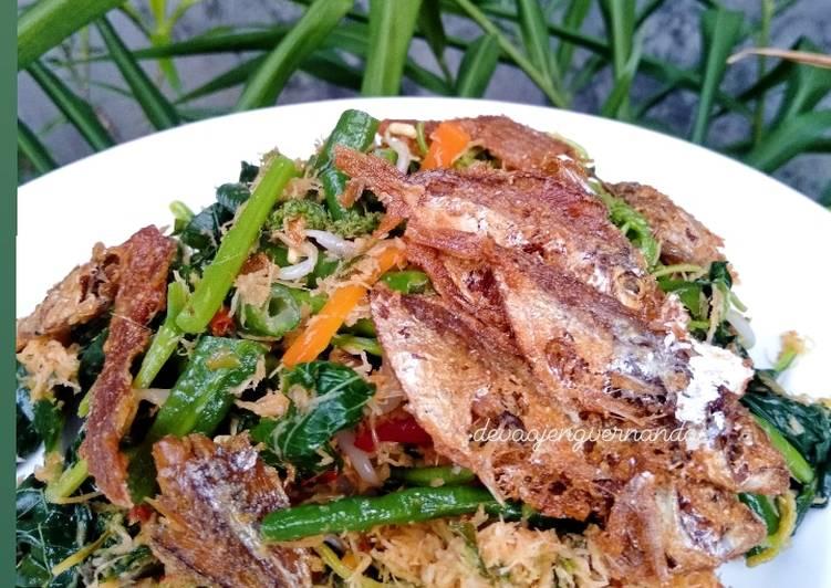Cara Mudah memasak Gudangan/Trancam/Kuluban ala resto