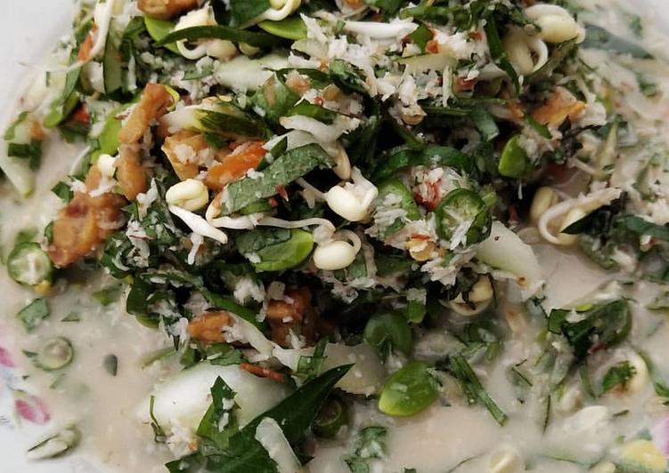 Cara Mudah mengolah Trancam sayur khas jawa timur ala resto