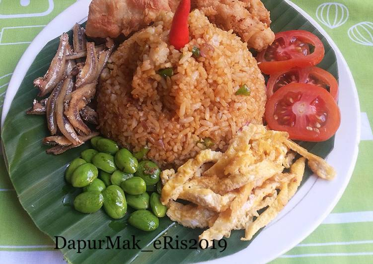 Resep: Tumpeng Mini Nasi goreng